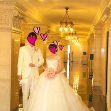 ラレンヌのドレスとタキシード