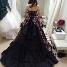 ジルスチュアートのドレス。