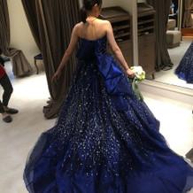 ドレスは種類が豊富