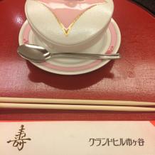 茶碗蒸しの器 素敵でした