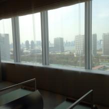 ビル群を望む東京らしい景色