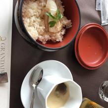 和食も食べられて満足です。