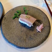 牛肉のお寿司