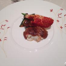 魚料理(追加料金あり)