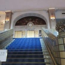有名な大階段