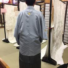 袴へのお色直しも対応してくださいました。
