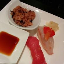 日本人はやっぱりお寿司