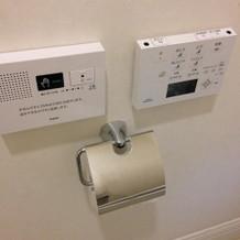 トイレが多機能