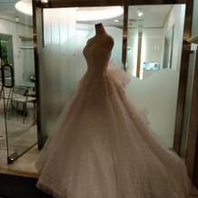 上品なドレスがレンタルできます