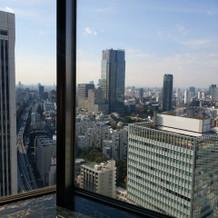 高層ビルなので眺めも圧巻