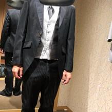 男性衣装①プラン内