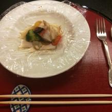 洋食 お魚