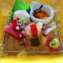 試食会のお魚