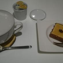 軽井沢パティシエが作ったケーキ