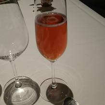 食前酒(ノンアルコール)