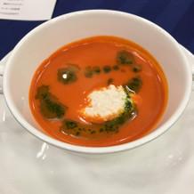 パレット、スープ