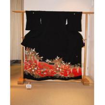 レンタルの黒留袖