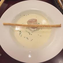 あたたかいスープ