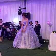 蜷川実花のドレス