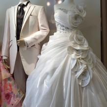 綺麗なドレス