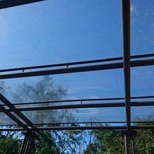 屋根も完備