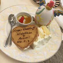 オリジナルモンストケーキ!笑