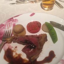 次に美味しかったお肉です!