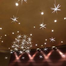 オーバルパレス天井