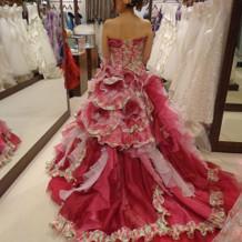 うのちゃんドレス