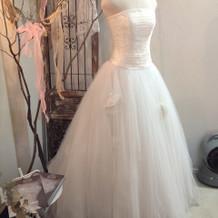 ウェディングウェディングドレス