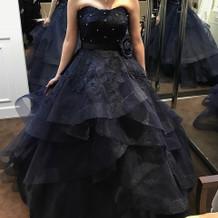 シックで可愛いドレス