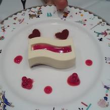 デザートその一。 ティラミスのような味