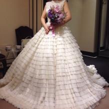 イネス・ディ・サントのドレス