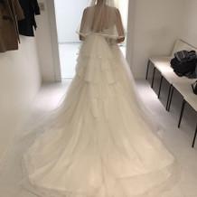 ウェディングドレス③