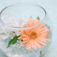 会場装花(2000円のもの)