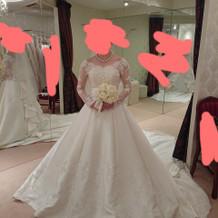 オリジナルドレス2前