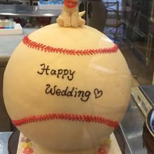 ボールケーキ