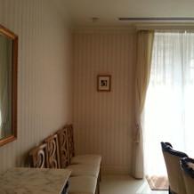 素敵な部屋でした!