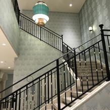 リヤド階段