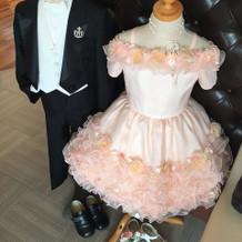 子供用レンタルドレス