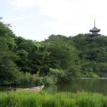 三渓園景色2