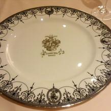 オリジナルのお皿