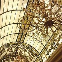 パラディアン天井