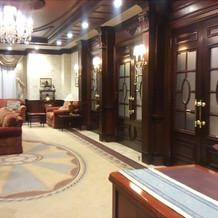ペンブルック前室