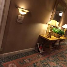 廊下もとても広くて良いです!