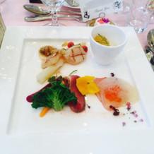 ヴィラグランディス前菜の宴