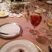 フォアグラとお肉でとてもおいしかった
