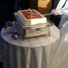 素敵なケーキ!