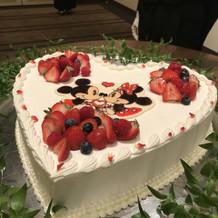 ウェディングケーキ最高です。