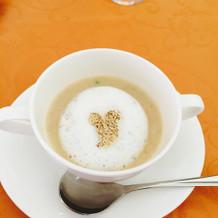 カブのスープ